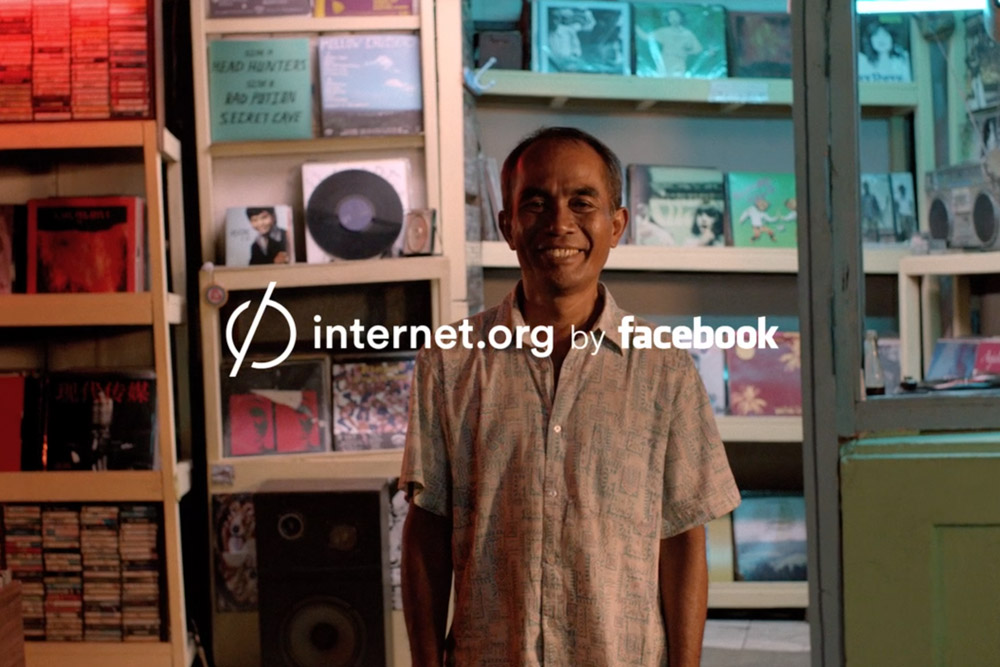 INTERNET.ORG BY FACEBOOK: LIAN