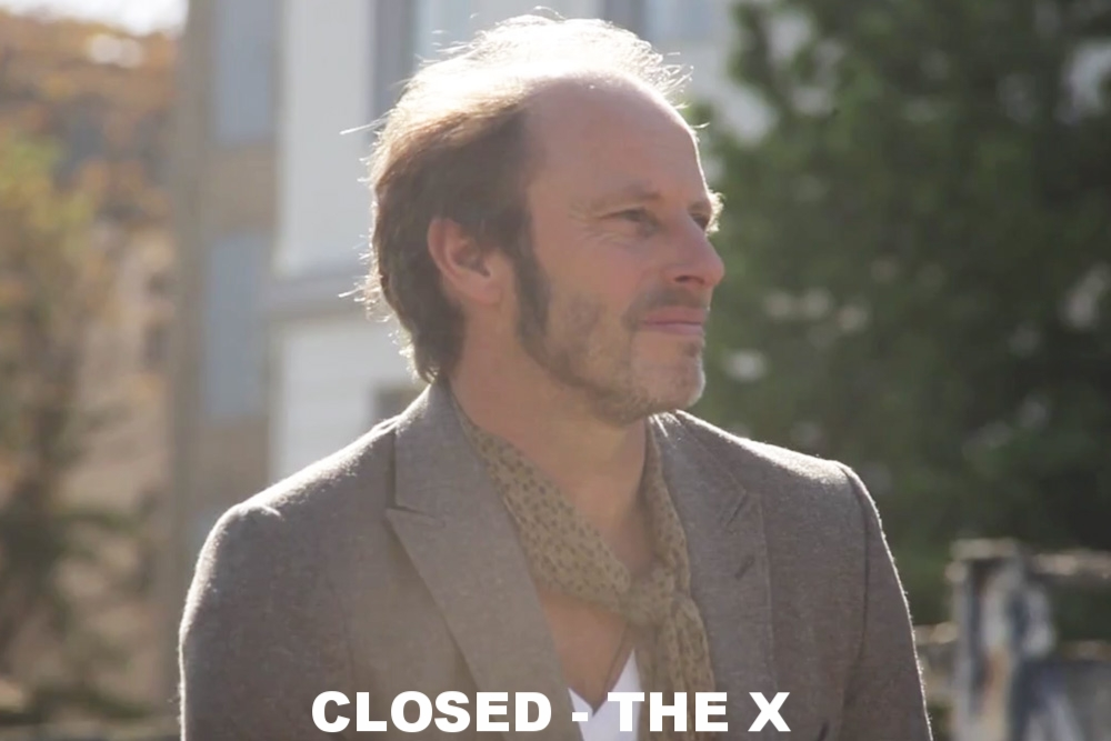 CLOSED - THE X