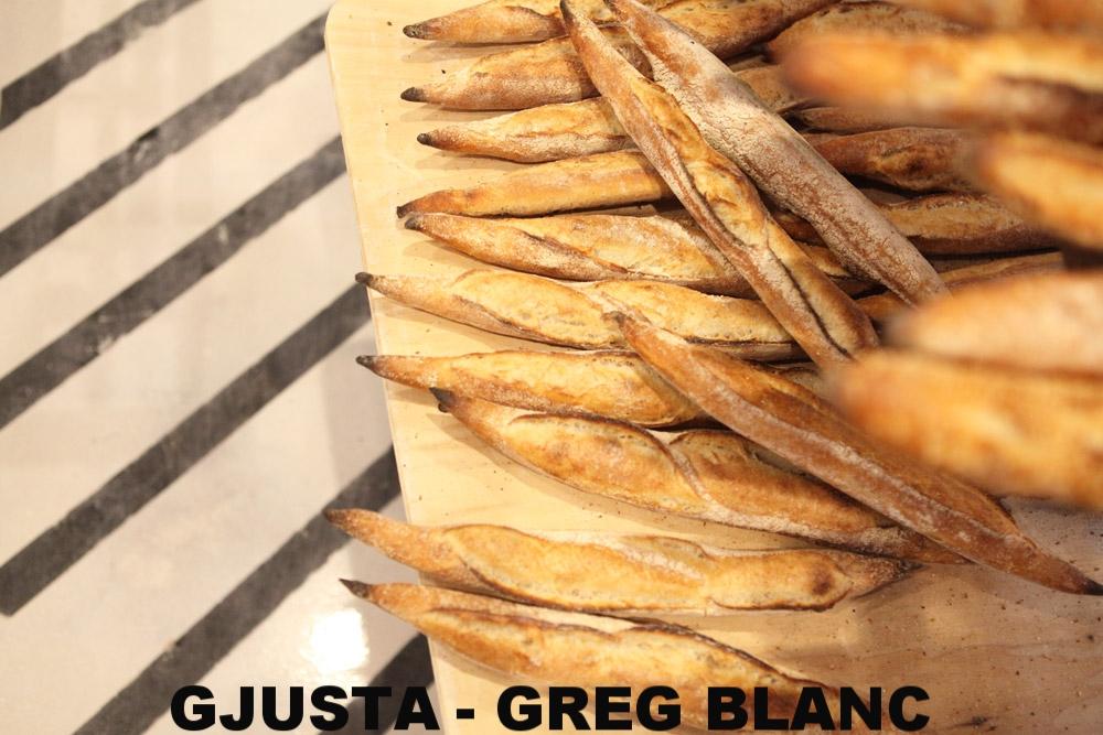 GJUSTA- GREG BLANC