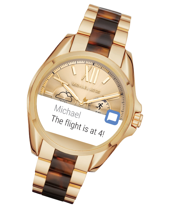 Healthy Living Now, Healthy Living Now Magazine, Healthy Living Now Spring 2017, Healthy Living Now Magazine Spring 2017, Products New & Now, Products New & Now Spring 2017, Dyan Perry, Michael Kors Access Bradshaw Smartwatch