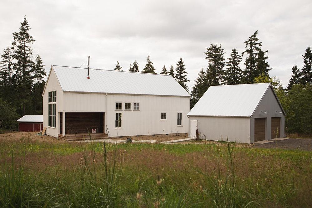 Hansen Road Farmhouse