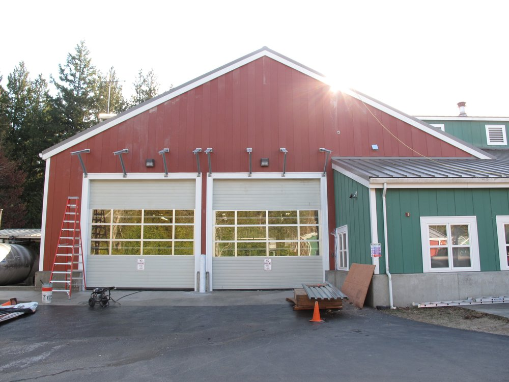 Bainbridge Island Fire Department Station 23 Expansion