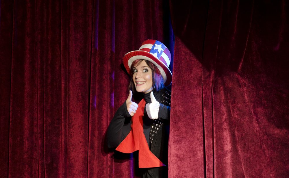 Seussical - Oh the thinks you can think!