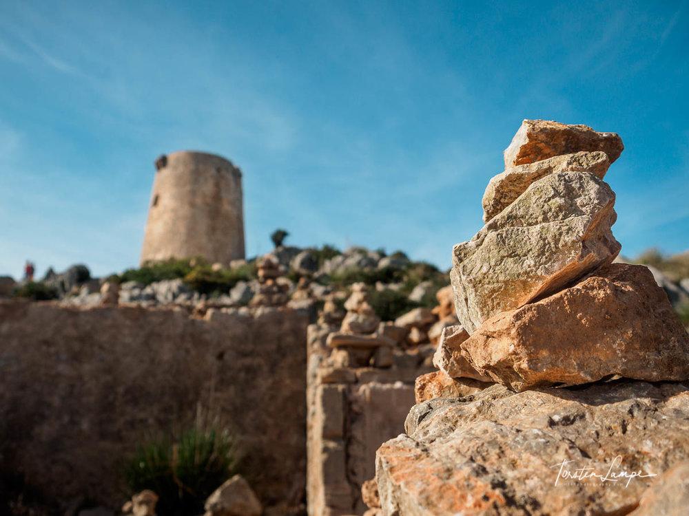 View at Talaia d'Albercutx