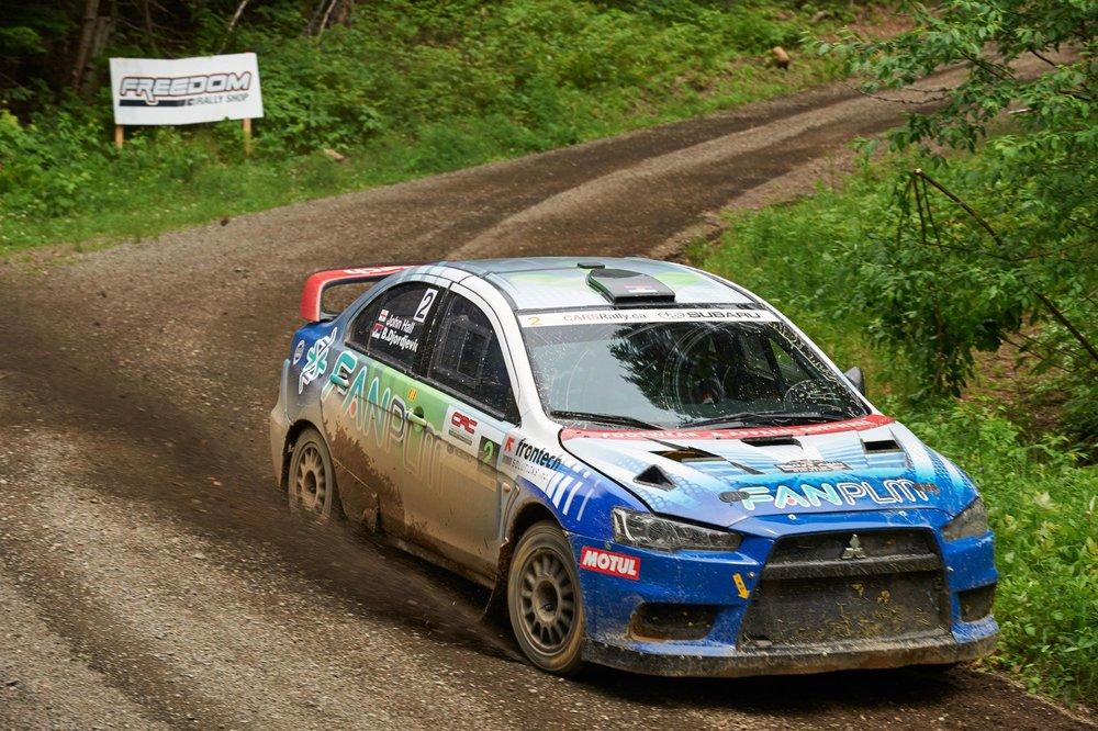 North American Rally Cup Winner