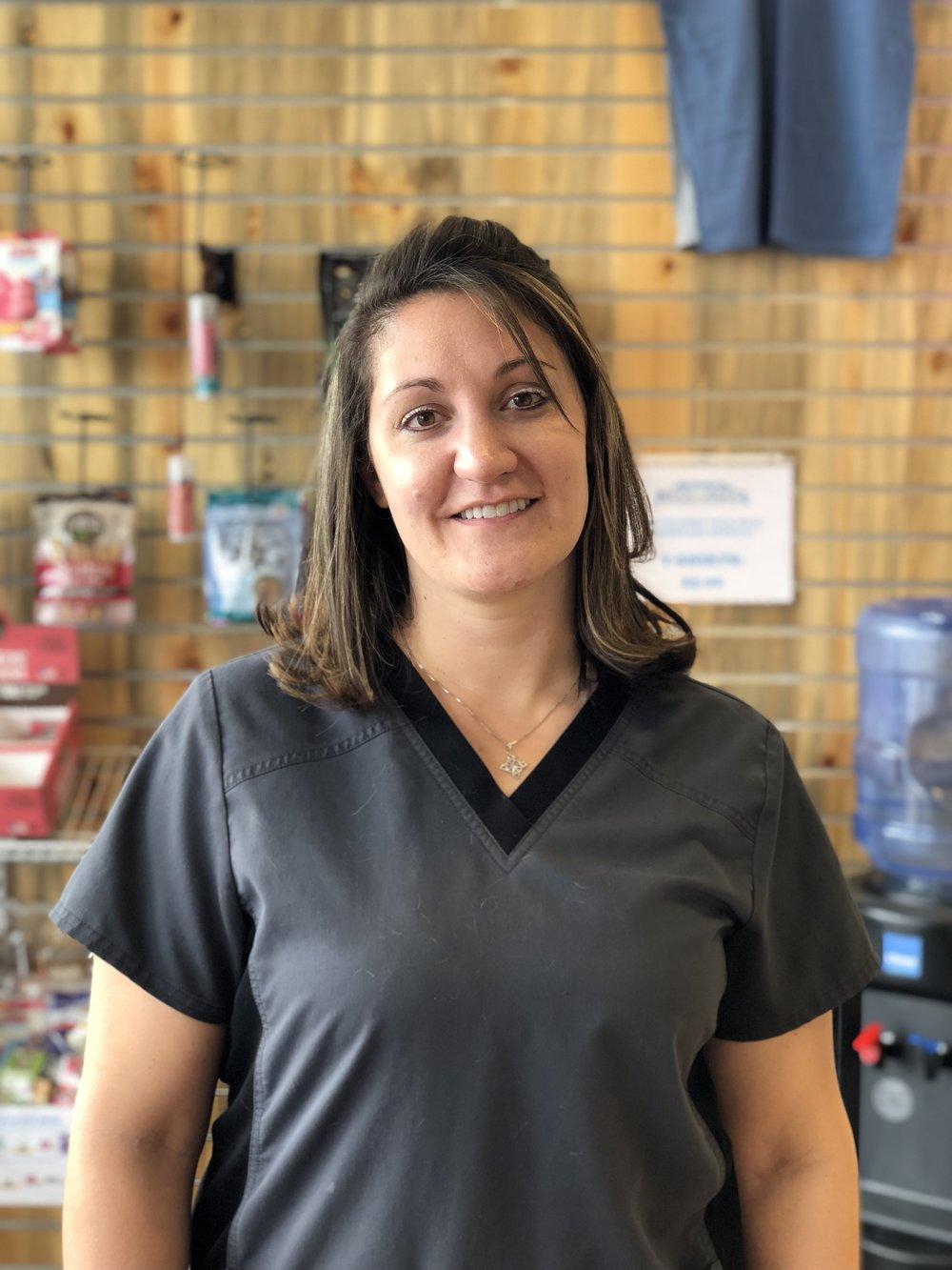 Rachel Demmer - Hospital Manager