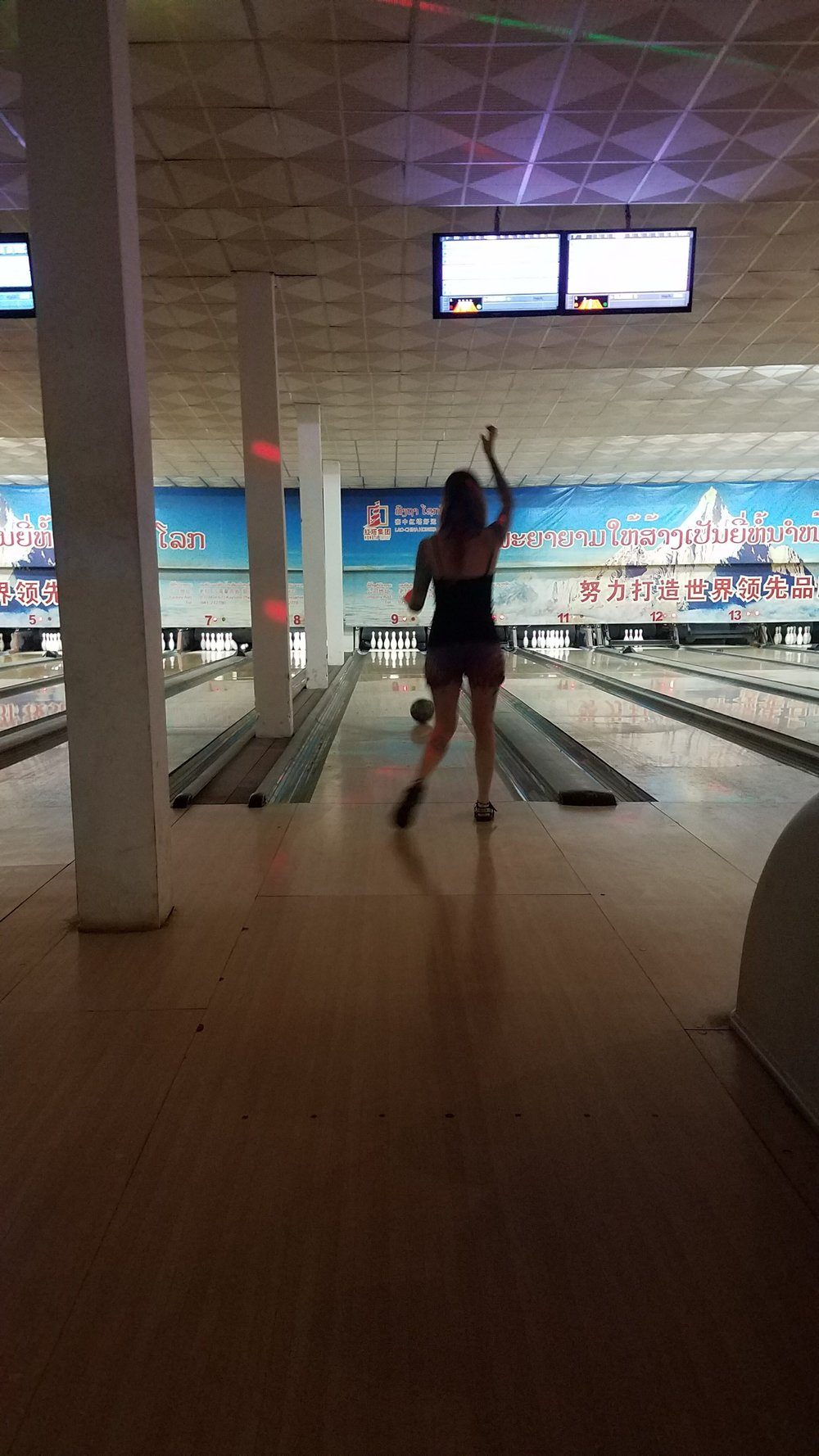 I'm the worst bowler ever