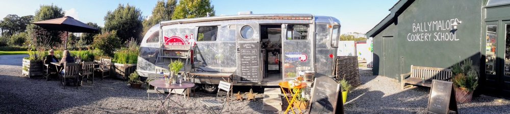 The coolest food truck ever! It's mainly opened in the summer and it's last day for the season is coming up. Photo credit-Lucie Harmens