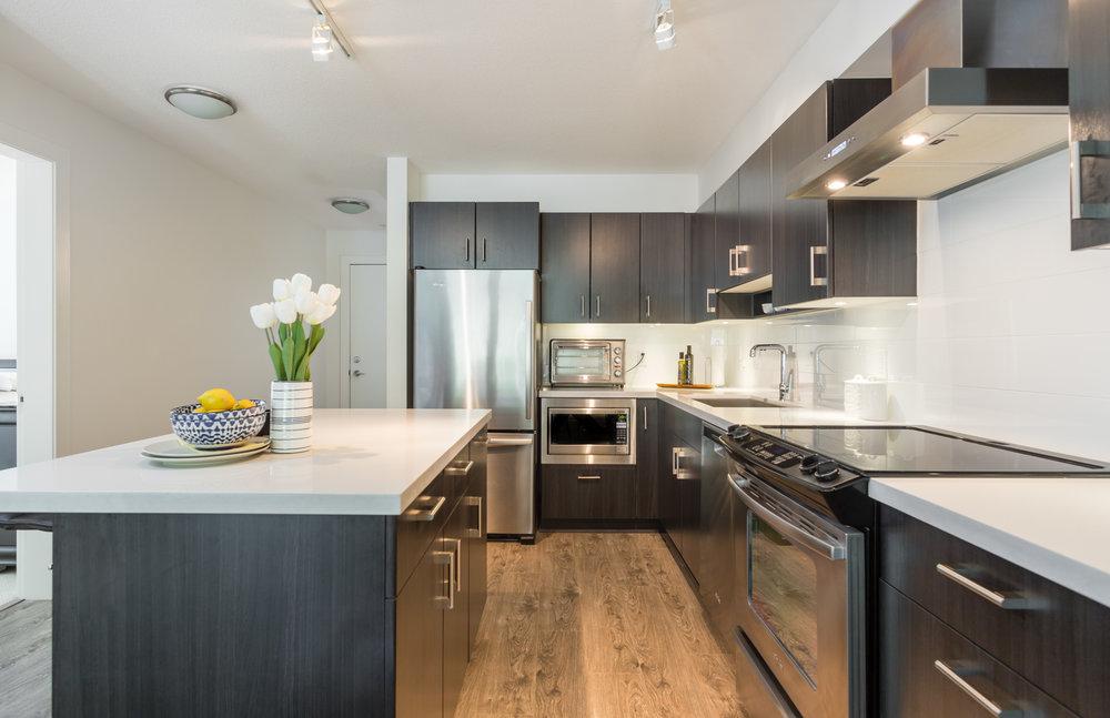 Dominion - #213-500 Royal Avenue(SOLD)$618,000 | 2 Bed | 2 Bath