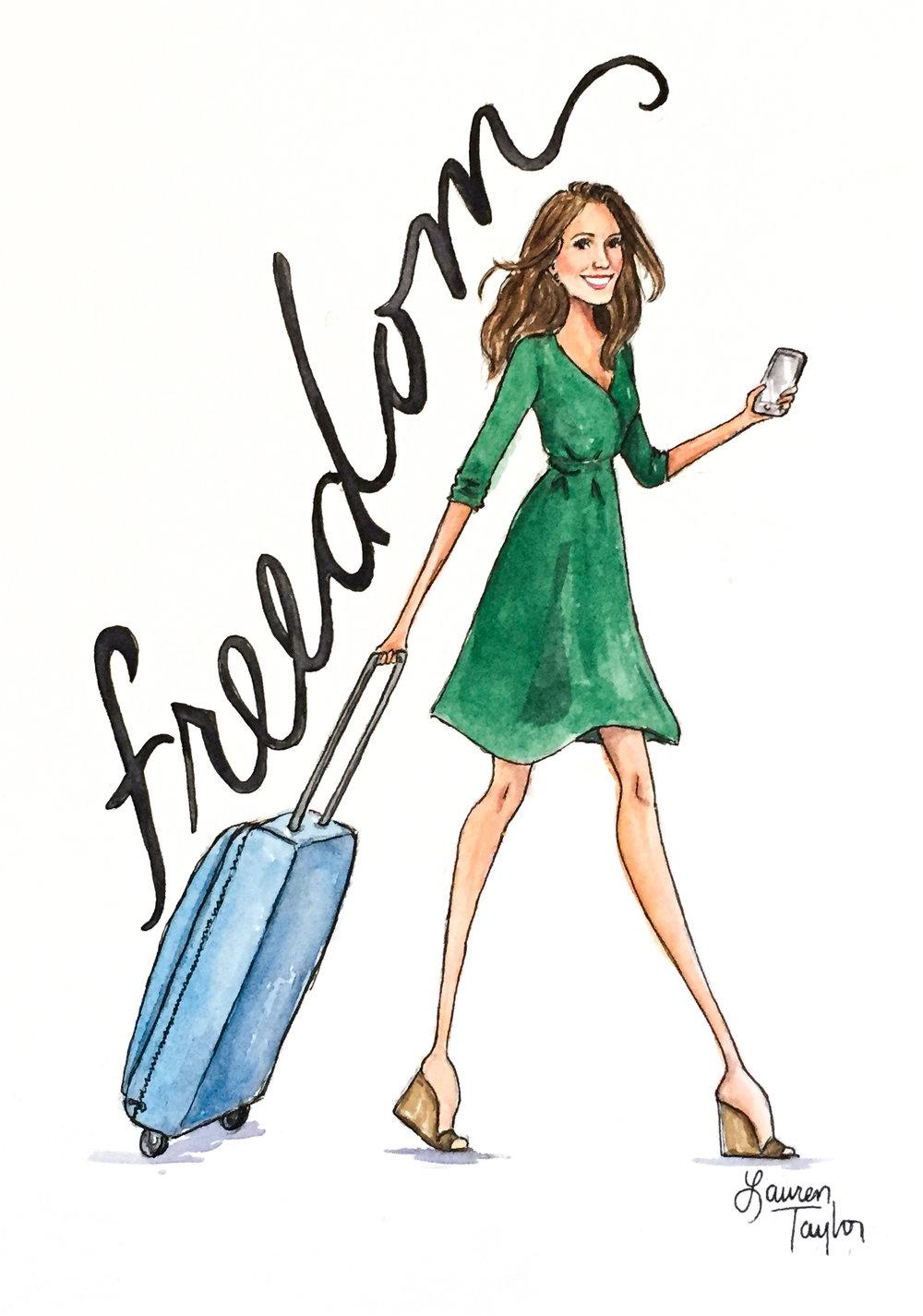 LTC Suitcase Entrepreneur