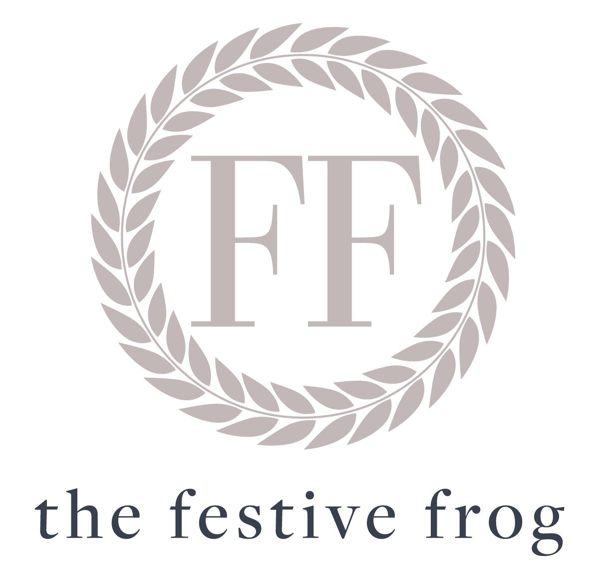 The Festive Frog