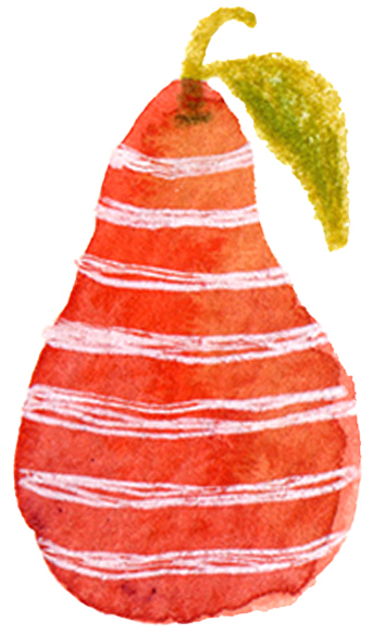 STRIPED PEAR STUDIO