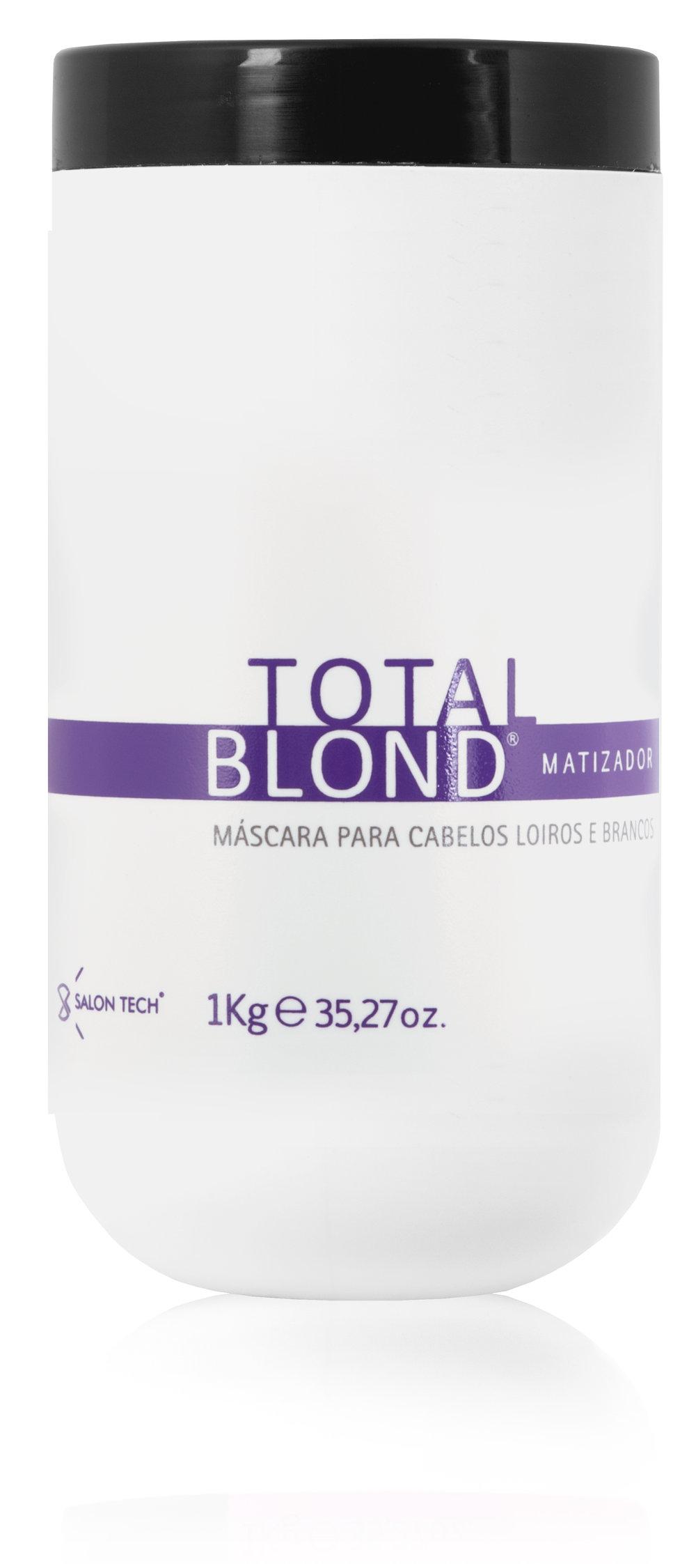 TOTAL BLOND - PROFISSIONAL