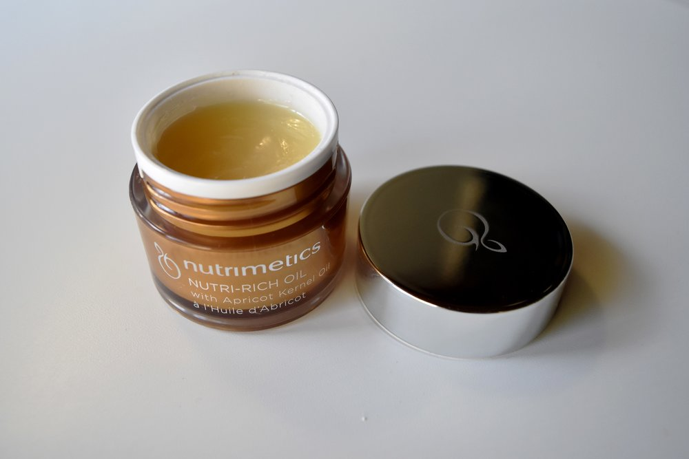 My liquid gold beauty secret. I can't be without it!