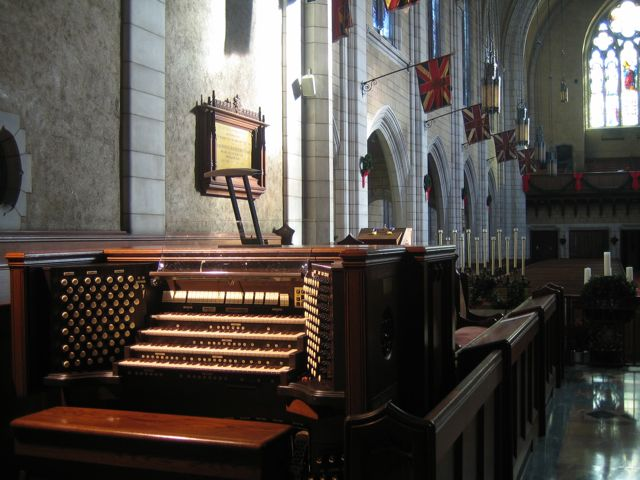 The Grand Organs Festival of Montréal, 15th edition!