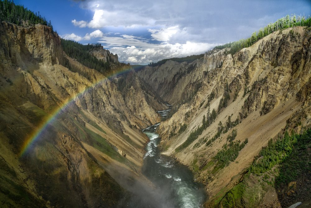 Yellowstone - A 10 day trip in the heart of Whyoming.