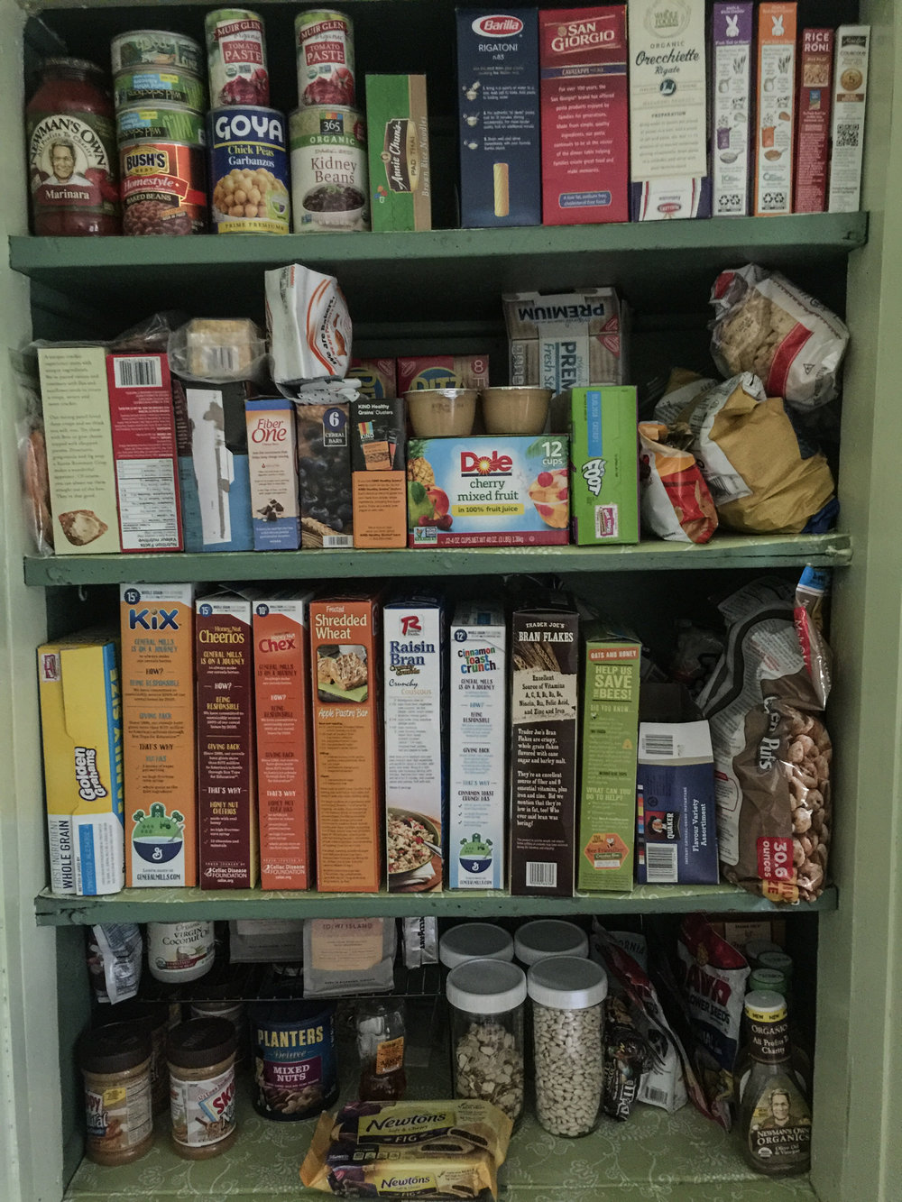 The Hennig's cereal collection is top notch.