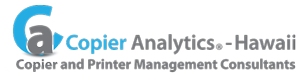 Copier Analytics Hawaii
