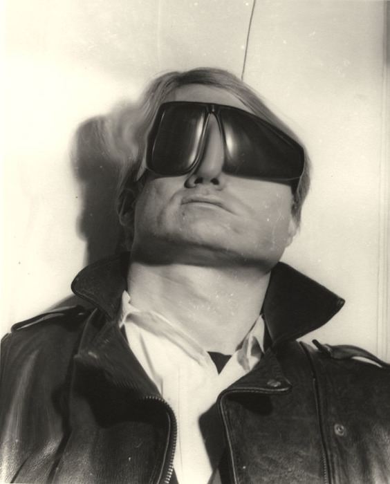 Weegee (Arthur Fellig), Andy Warhol Distortion, c. 1965, 8 3/8 x 6 3/4 in, International Center for Photography, New York