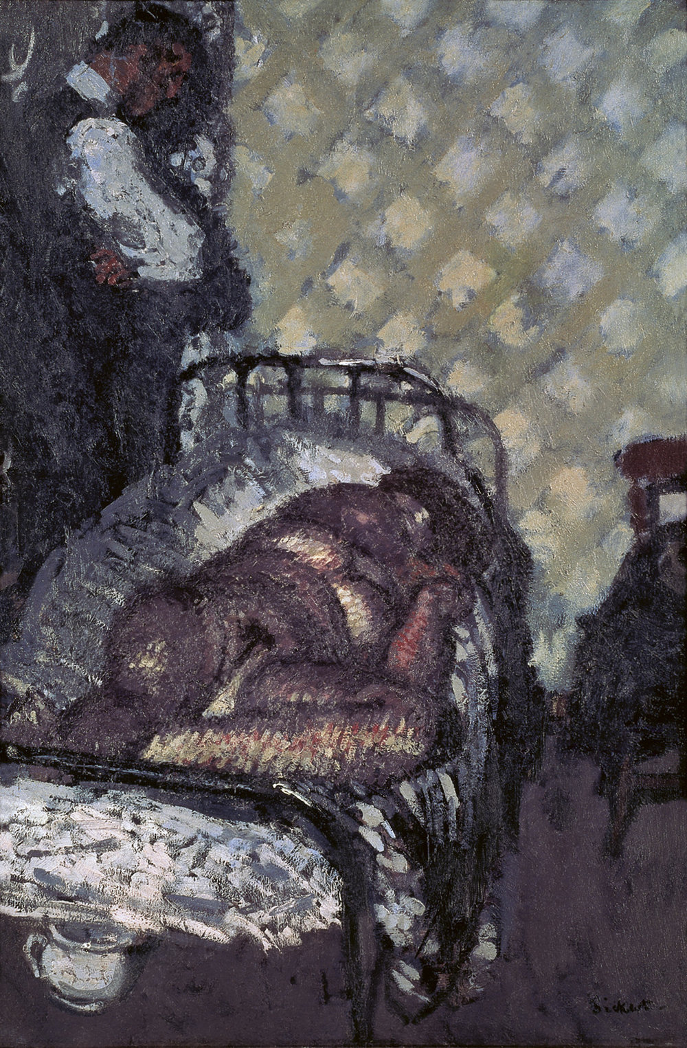Walter Sickert, L'Affaire de Camden Town, 1909, Private collection