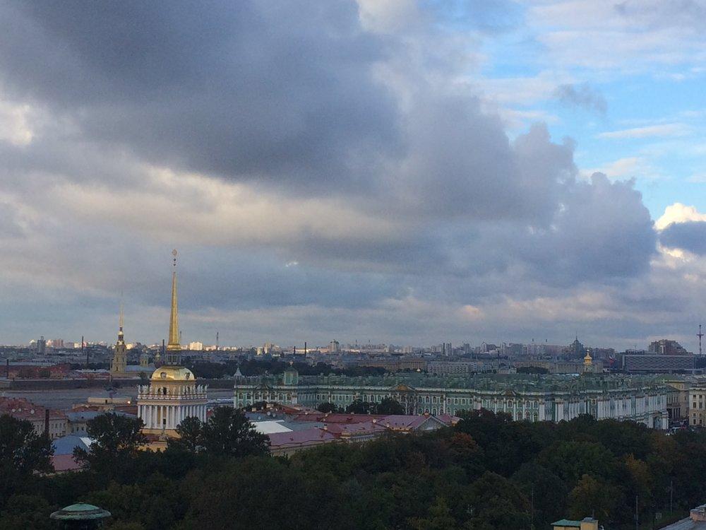 St. Petersburg, taken  September 2016 by Jennifer Dasal
