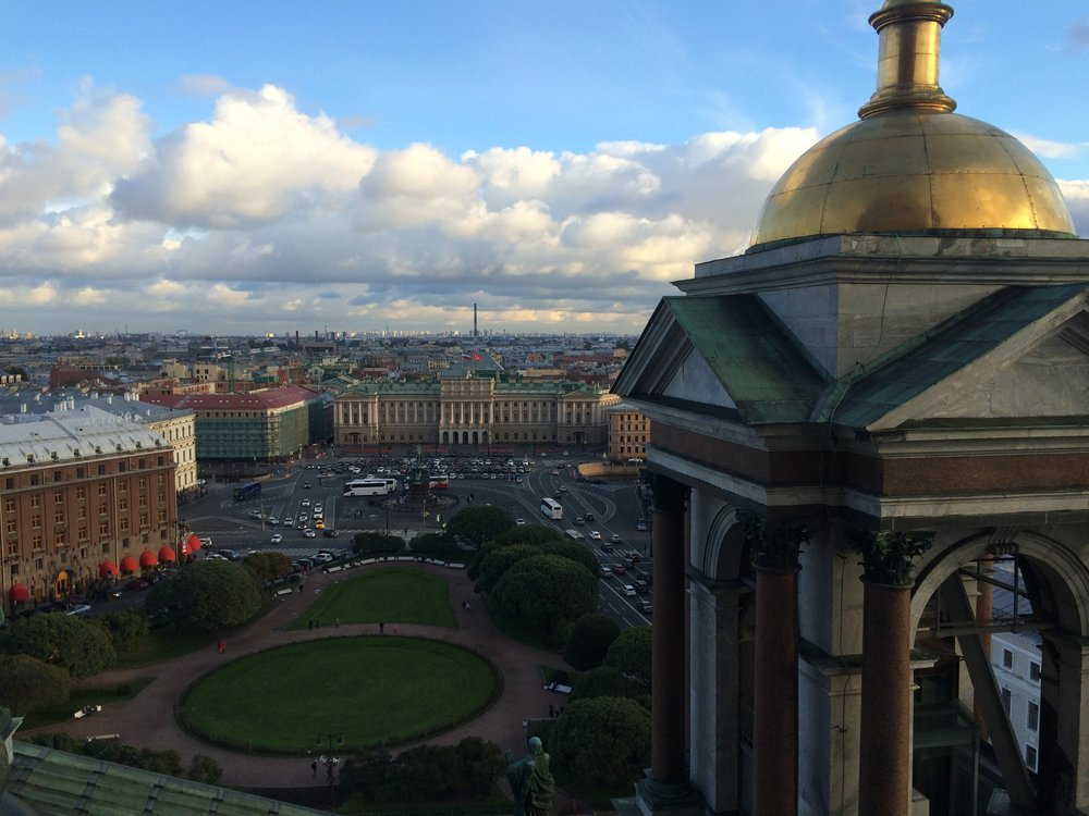Copy of St. Petersburg, taken September 2016 by Jennifer Dasal