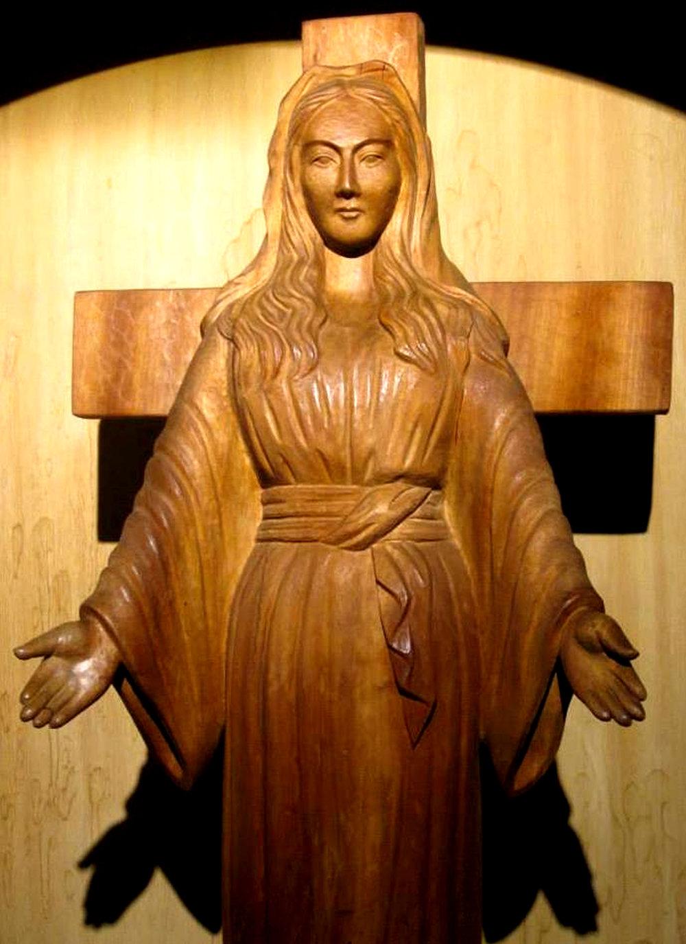 The Virgin of Akita