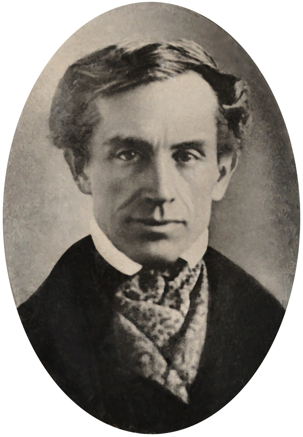 Photograph of Samuel Morse