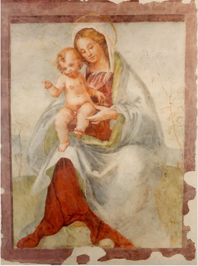 Morto da Feltre, Virgin and Child, Virgin and Child, Civic Museum of Feltre