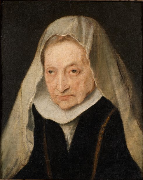 Anthony van Dyck, Sofonisba Anguissola, 1624. Oil on panel.