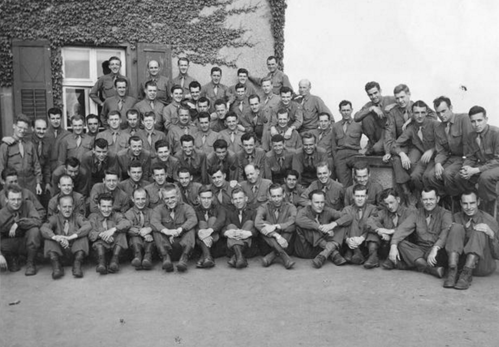 Group photo: The Ghost Army