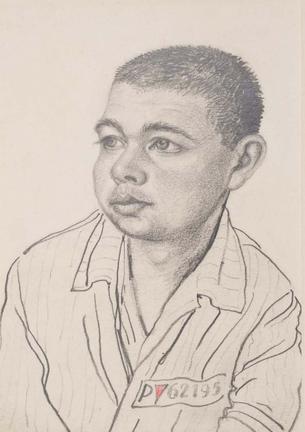 Franciszek Jaźwiecki, Prisoner Portrait