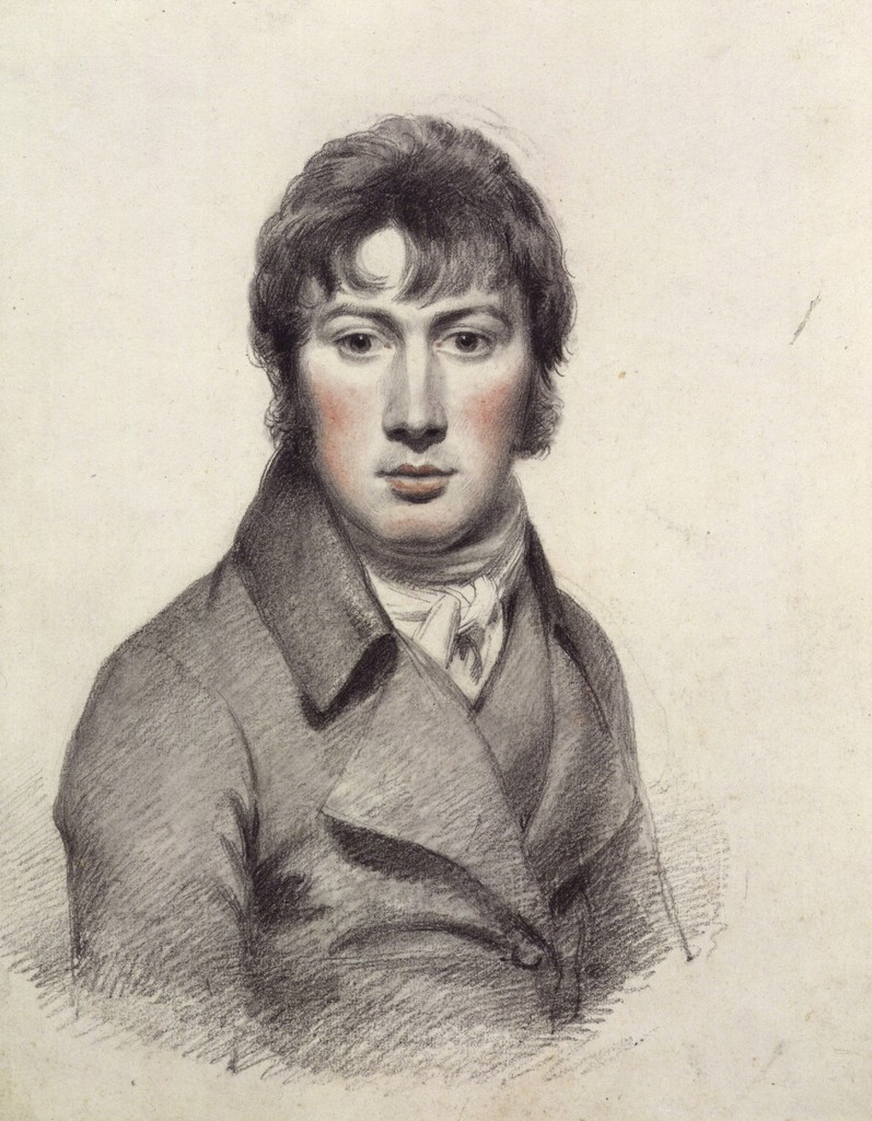 John Constable, Self-Portrait, c. 1799-1804