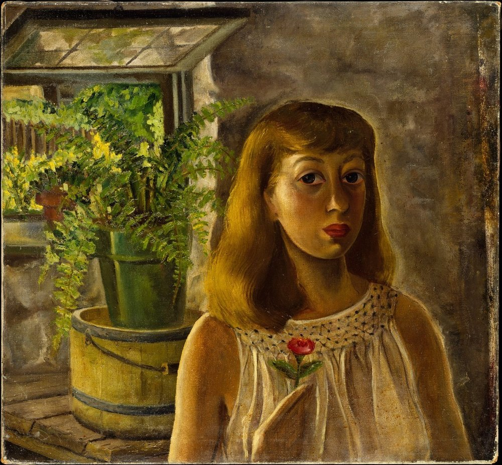 Lee Krasner, Self-Portrait, c. 1929