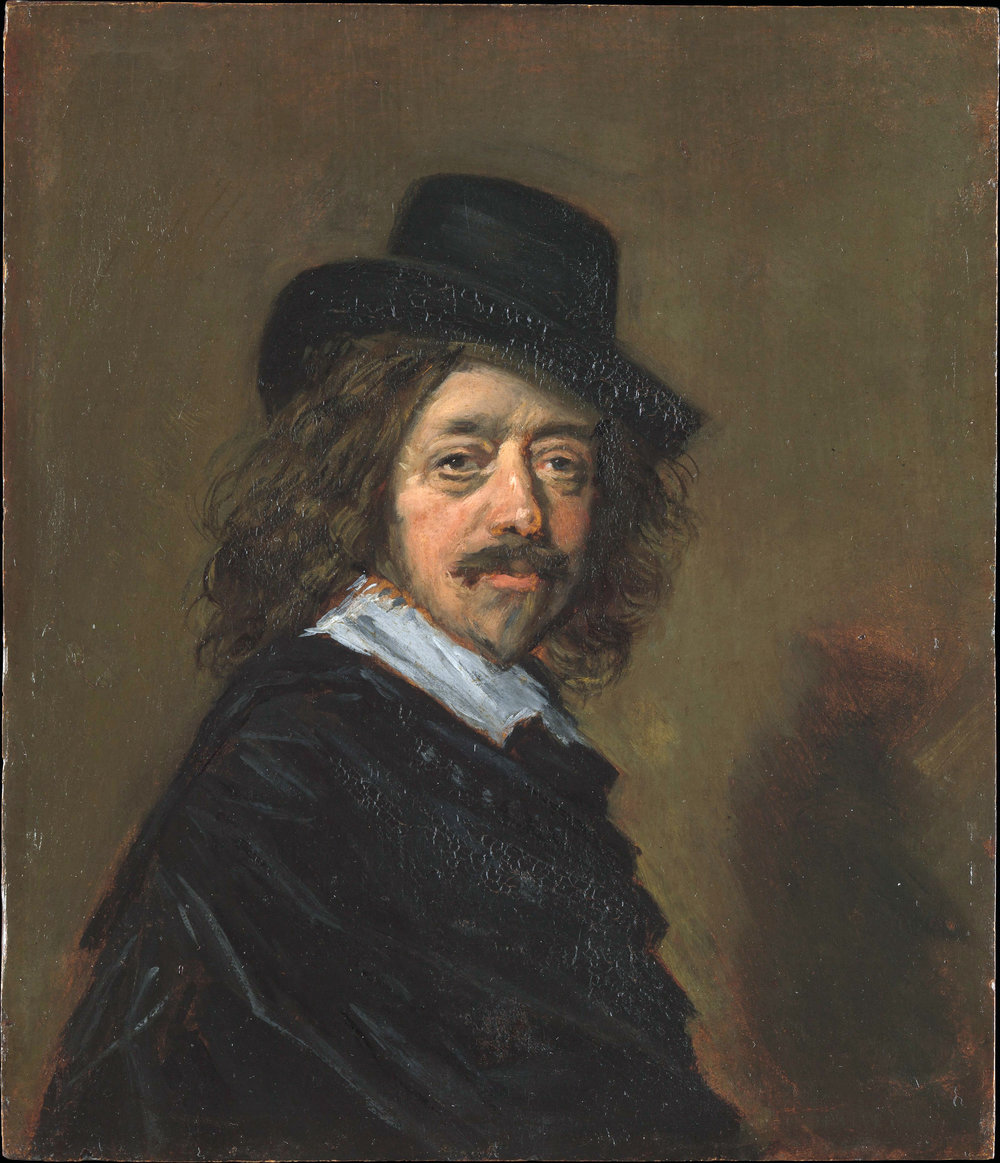 Follower of Frans Hals, Copy of a Self-Portrait by Frans Hals, c. 1650s