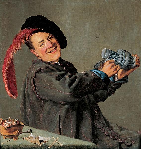Judith Leyster, Jolly Toper, 1629
