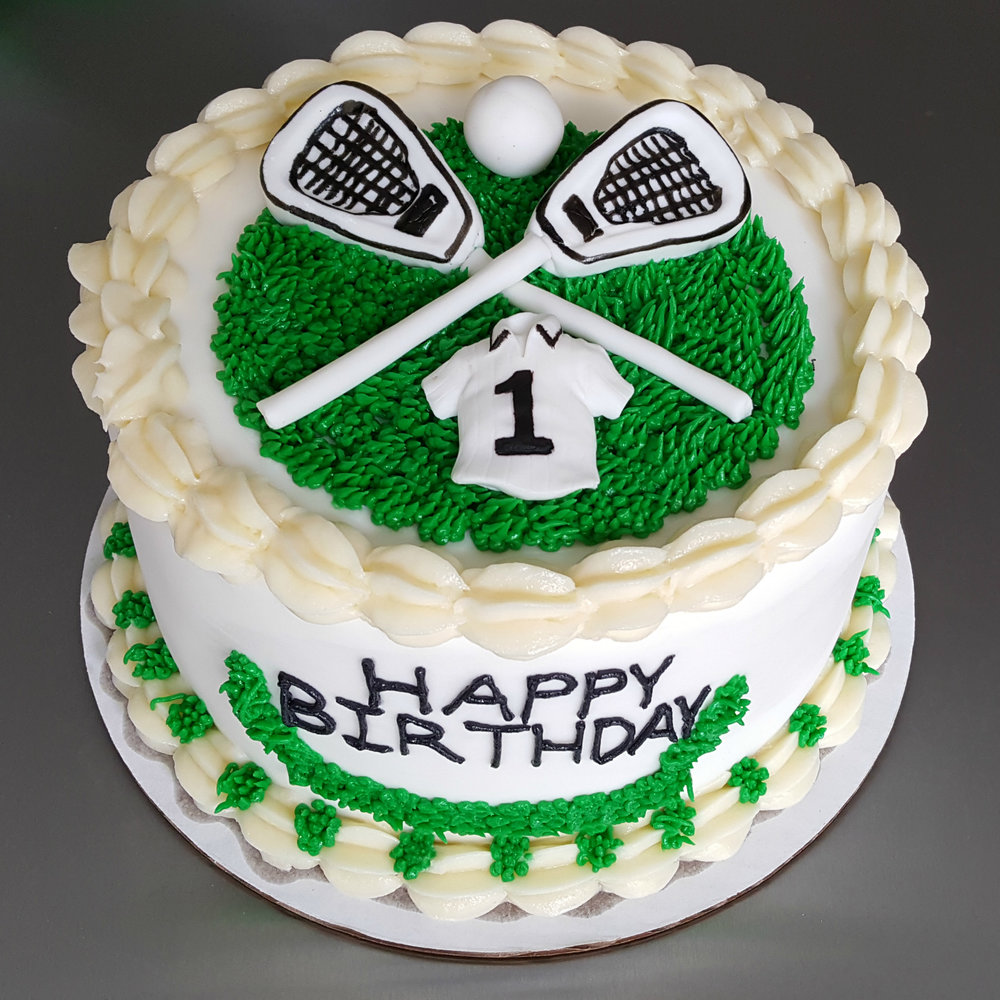 Lacrosse Buttercream