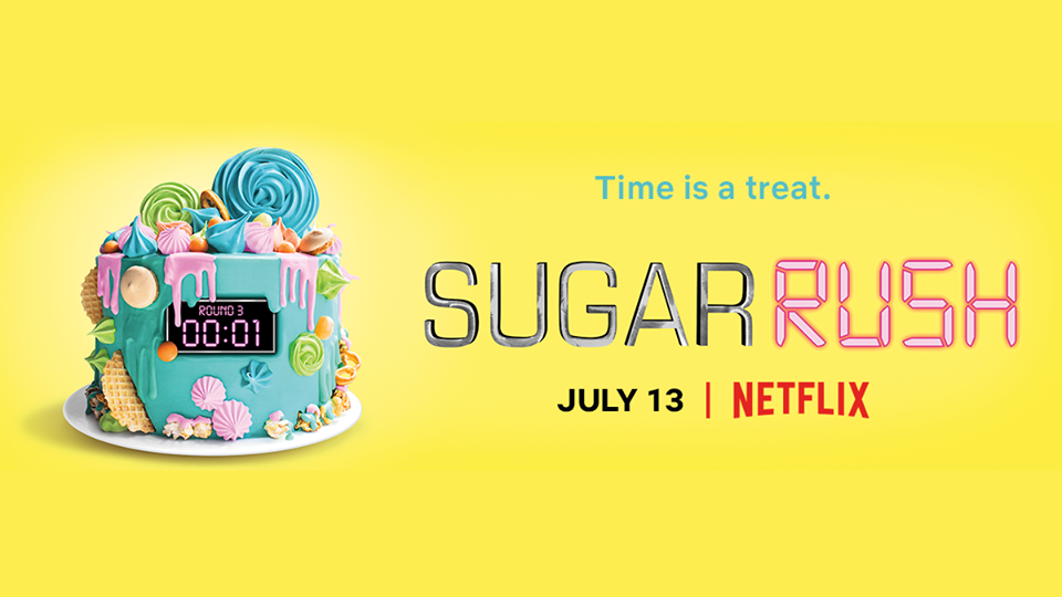 Watch Team Sweetness compete the new Netflix baking competition show!