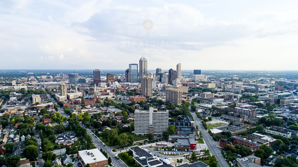 Indianapolis Aerial Photography