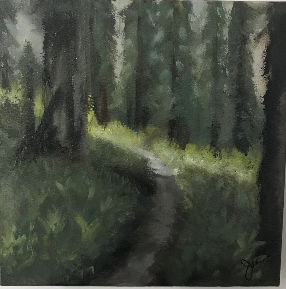 Light My Path 12x12d F