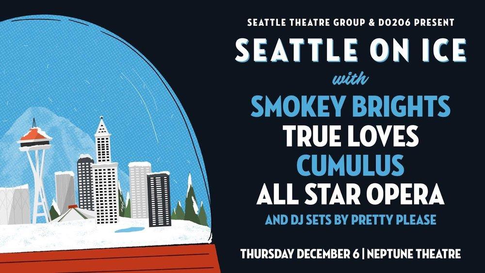 Seattle On Ice!