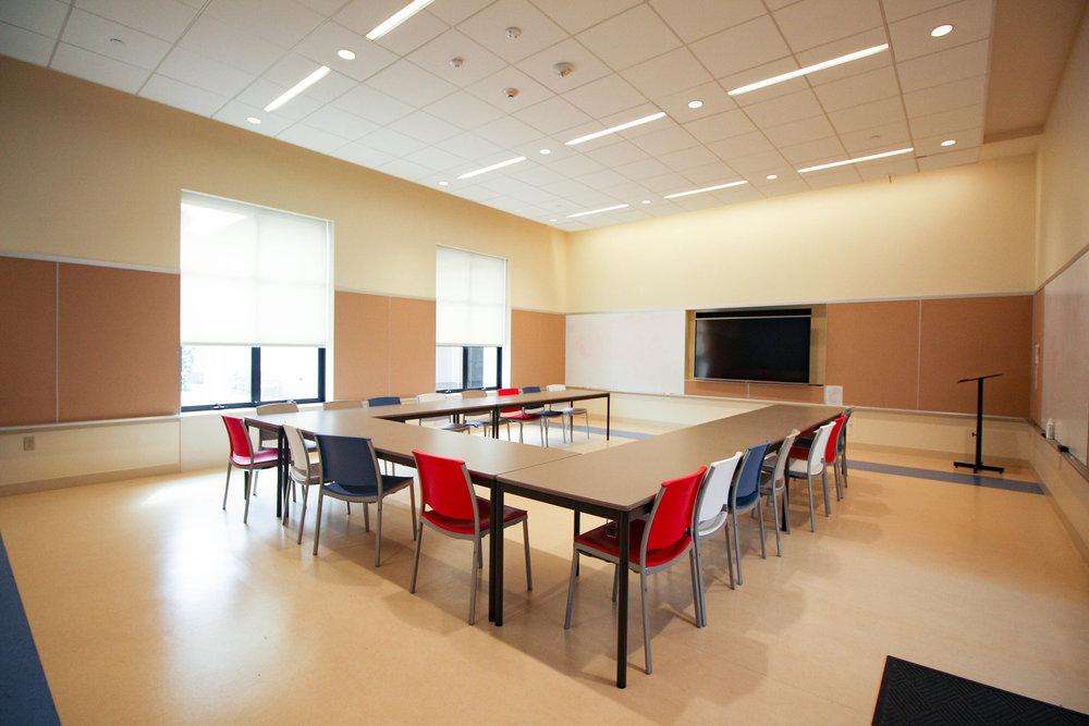 Roger's Classroom