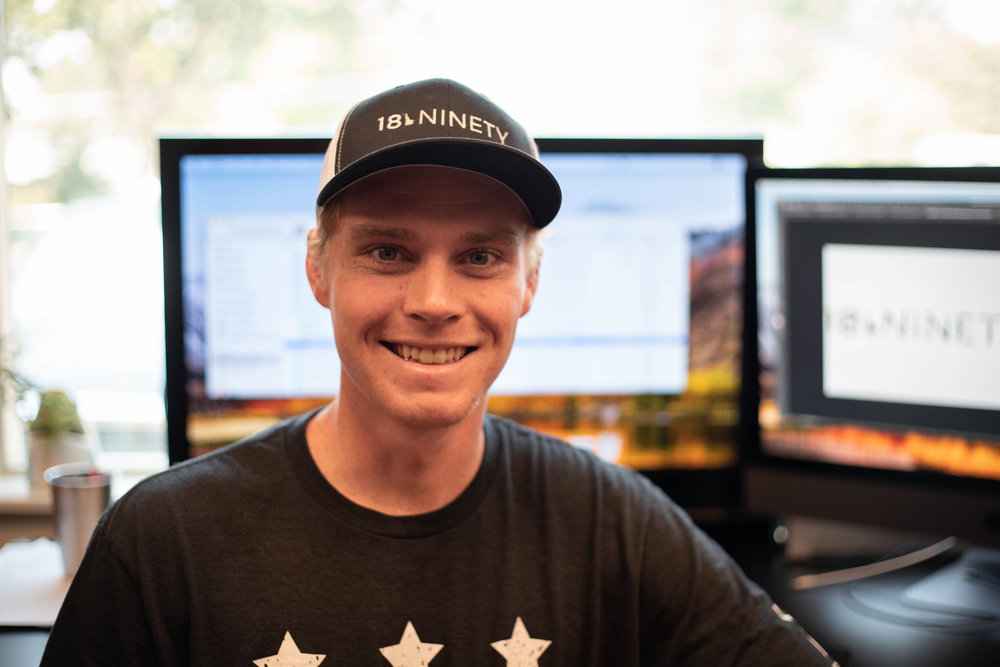 TORIN ALM - Lead Videographer & Photographer