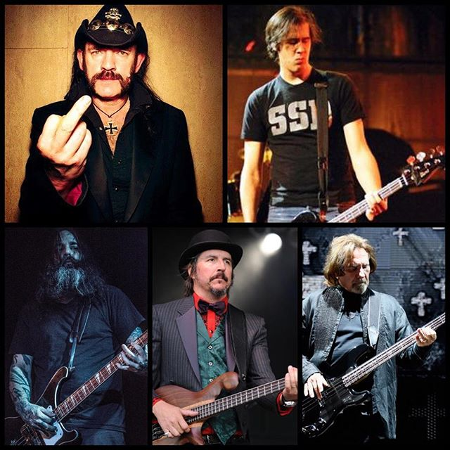 IF YOU CAN HOLD IT DOWN WE WANT YOU IN THIS BAND ... SEEKING BASS PLAYER #lemmy #kristnovoselic #alcisneros #lesclaypool #geezerbutler