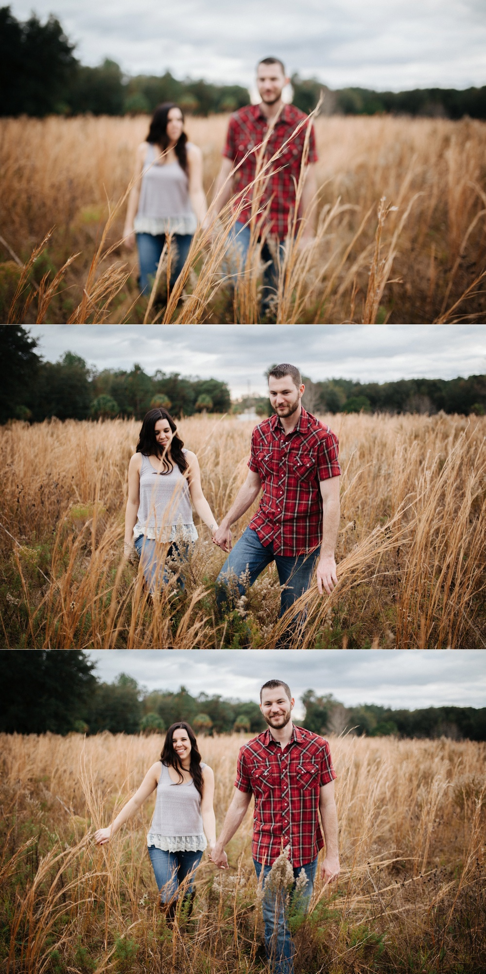 tampa outdoor hiking cave engagement session-14