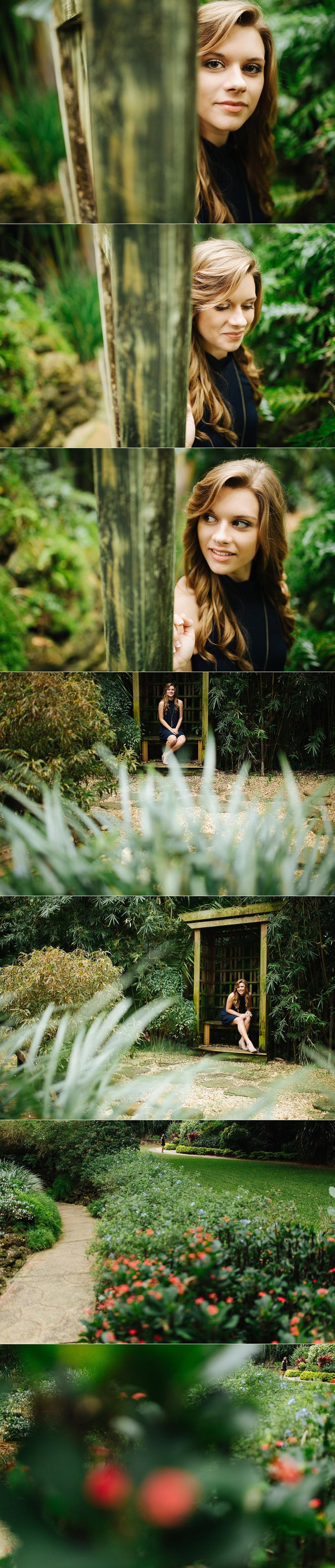 stpete senior portraits sunken gardens leah-14