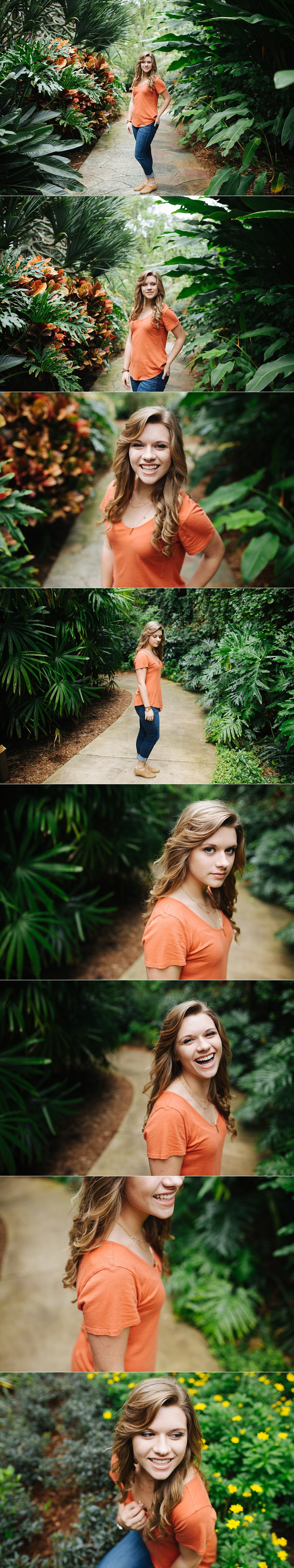 stpete senior portraits sunken gardens leah-8