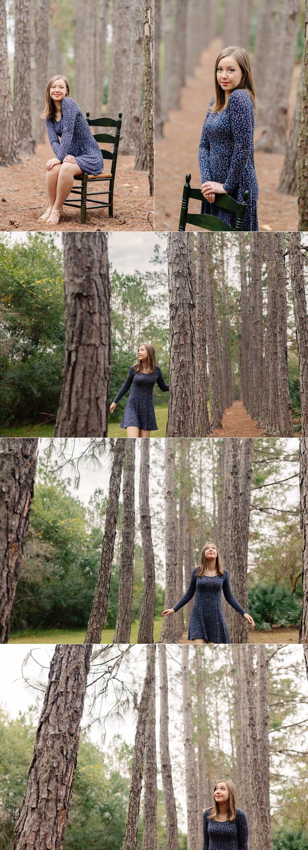 whimsical woodsy senior session tampa melanie-2