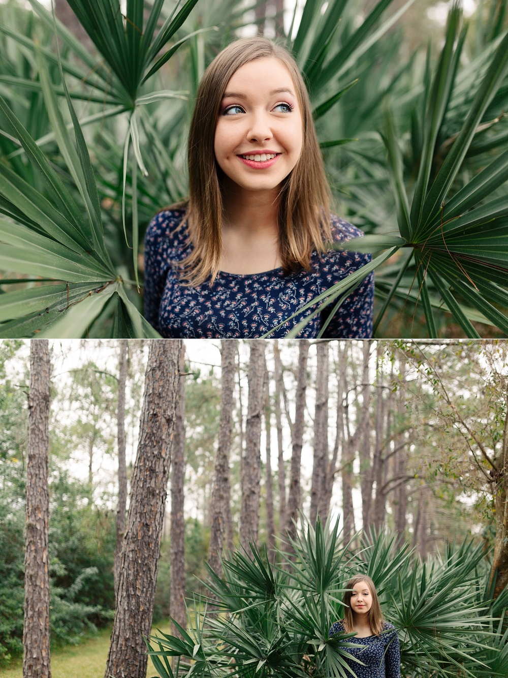 whimsical woodsy senior session tampa melanie-3