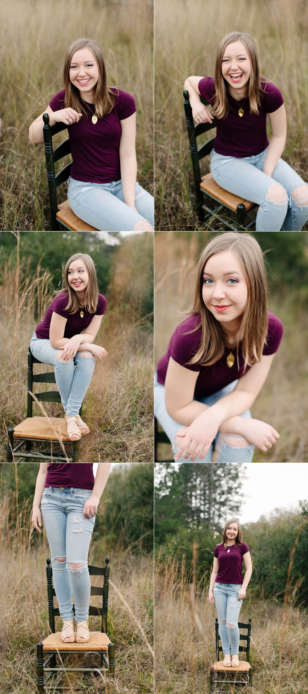 whimsical woodsy senior session tampa melanie-4